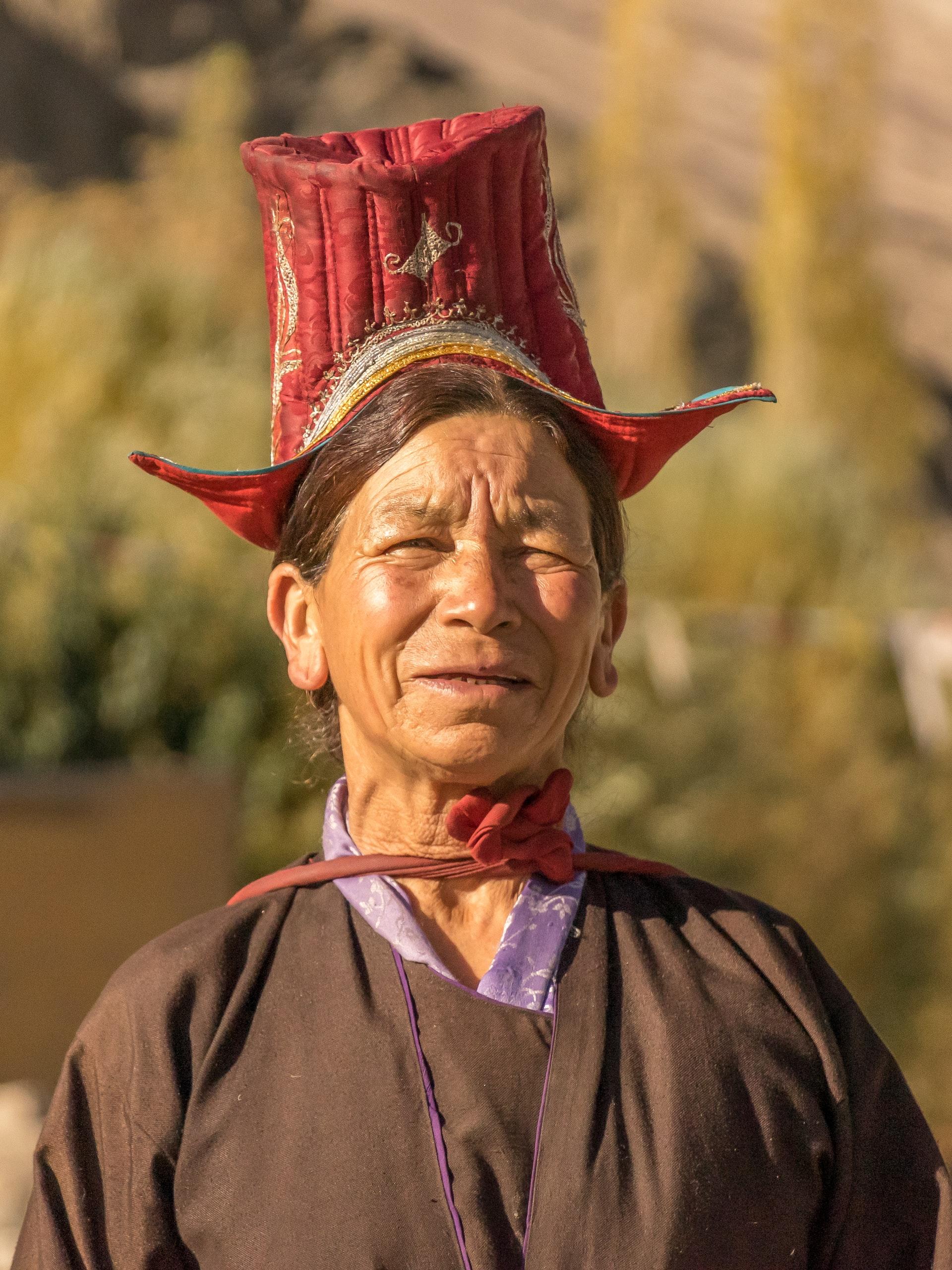 Ladakh Tribals