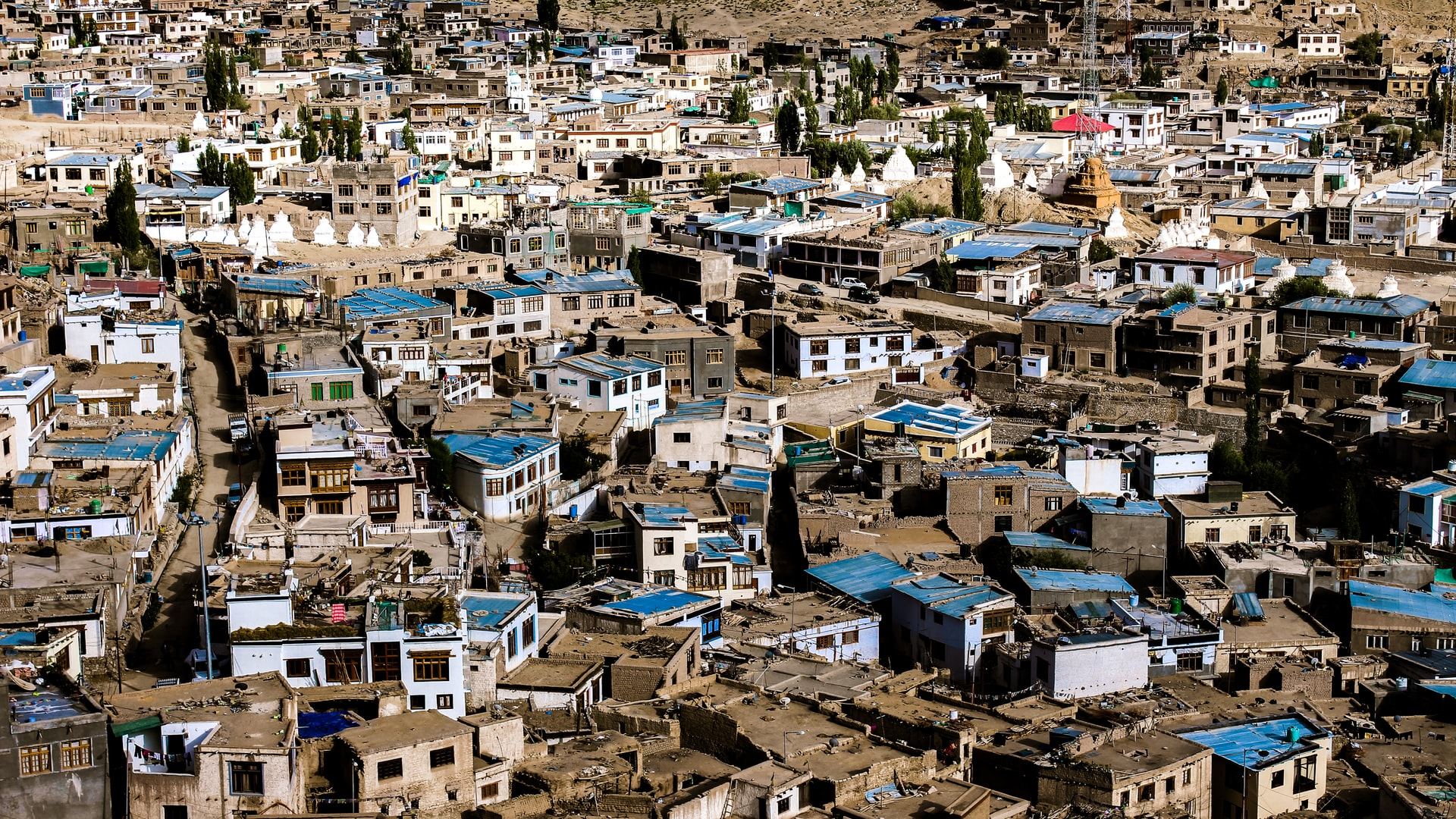 The Story of Eletricity in Ladakh