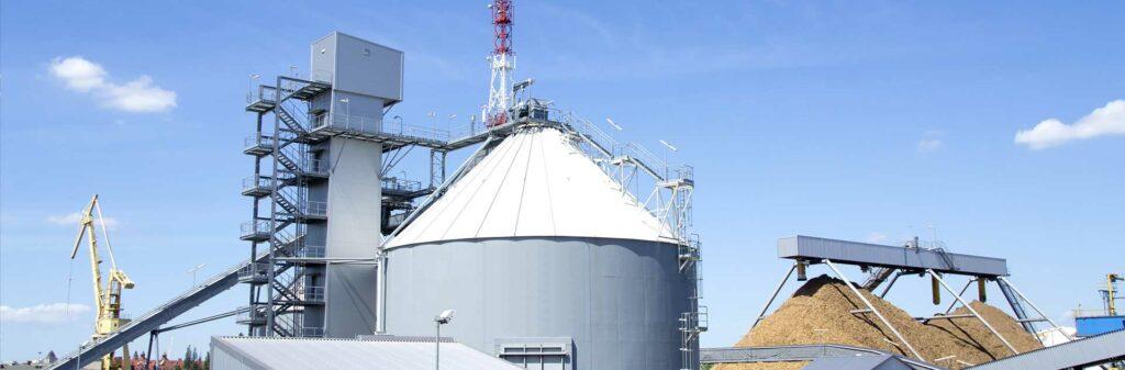 Kalpataru Biomass plant