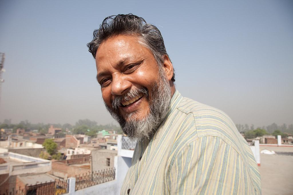 Water Man of India, Rajendra Singh
